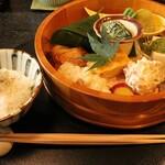 きむら - 料理写真:お食事。