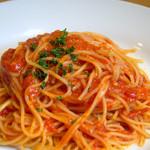 オステリア・ア・ターヴォラ - 料理写真:辛口トマトソース アラビアータ