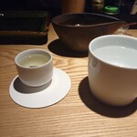 焼鳥今井 - にいだしぜんしゅ 生酛純米原酒