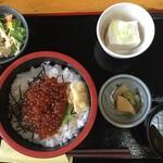 一源 - イクラ丼(¥1150)