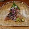 居酒屋割烹 鰻屋亭 和らび - 料理写真:サワラのタタキ