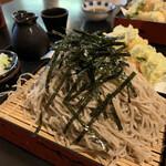 草笛 - 麺中盛り