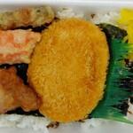 かにっ子弁当 - 料理写真: