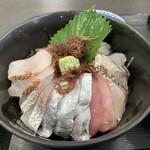 志摩の海鮮丼屋 -