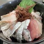 志摩の海鮮丼屋 - 海鮮丼