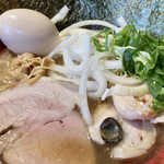 Chuukasobashigi - イカ煮干し
