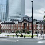 137118821 - 1914年(大正3年)12月20日に開業した東京駅。