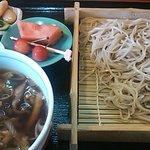 麺処 しののめ - 料理写真:きのこ肉汁そば800円