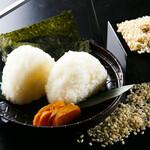 あいたか - 精米したてのお米でおにぎり!ご飯の美味しさを発見します!