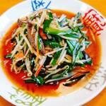 上海 - 料理写真:レバニラ炒め