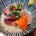137123318 - 海鮮丼¥450