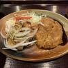 洋食屋 カーネリアン - 料理写真:チキンステーキ&メンチカツ