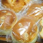 アンテンドゥ - 魅惑のクリームパン