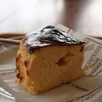 オーガニック ガーデン 茅ヶ崎 - コルテッツァチーズケーキ