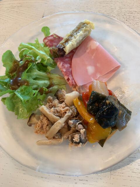 クッチーナカフェ オリーヴァの料理の写真
