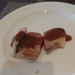 川崎日航ホテル カフェレストラン「ナトゥーラ」 - ポークソテー