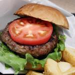 SOLEIL - やみつきラム肉200gハンバーガー