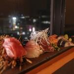 夜景個室 旬和食ダイニング へぎ蕎麦 いち凛 -