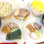 三ツ矢堂製麺 - まる得つけ麺・チーズつけ麺