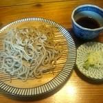 瀧茶屋 - つけめんは単品で650円、セットで1250円(2012/6)