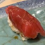 第三春美鮨 - シビマグロ 赤身 101.6kg 腹中 延縄漁 熟成5日目 北海道戸井