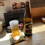 137143057 - ビールはサッポロ◎
