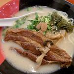長崎らーめん 西海製麺所 - 料理写真:角煮らーめん