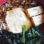 高原茶寮 福風 - 峠稲荷蕎麦