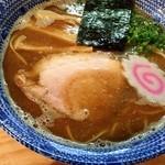 らーめん侘助 - お勧めのお得な醤油ラーメン750円