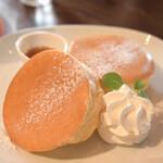 ベル・エポック - 料理写真:ふわふわパンケーキ(税別950円)