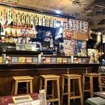 静岡酒場ガッツ - 店内