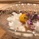 Nishikawa - オールドバカラがより一層料理を引き立てます!