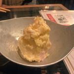 137171454 - ポテトサラダ(スモーク)¥450