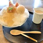 大蔵餅 - 無花果づくし ¥900
