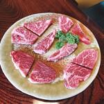 松阪 海津 - 料理写真:焼肉用