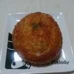 みずいろぱん - 料理写真:カレーパン