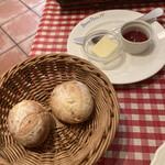 ビストロ パリ 17区 - 自家製パンと自家製ジャム