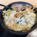 ラーメン横綱 - 野菜ラーメン