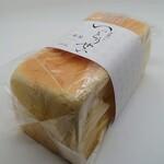 焼き立て工房みちぱん - 料理写真:「生食パン いっとうせい」①