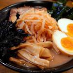 スタ麺 轟 - キムキム冷やしラーメン(700円)