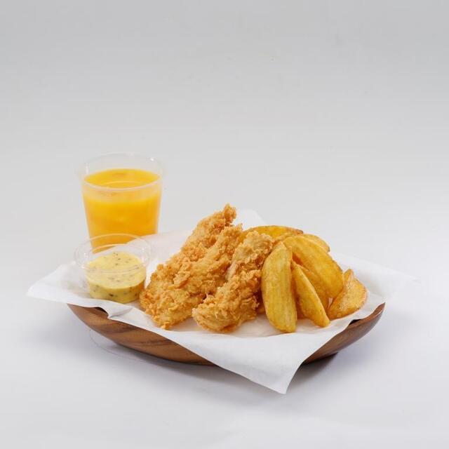 bb.q OLIVE CHICKEN cafe 笹塚店の料理の写真