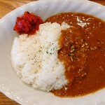 137184233 - レオスカレー(単品)600円 通常はサラダとスープ付きで700円です