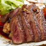 おむすび 俵 - 和牛ステーキ