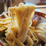 麺や 清流 - 冷やし中華(麺)