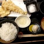 和ダイニング 天樹 - 日替わり焼き魚定食