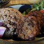 お野菜小皿料理のワインバル KiboKo - メインはクリームコロッケ