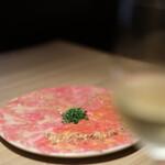 しゃぶしゃぶKINTAN - 日本一のサーロイン・ユッケハーフ&ハーフ