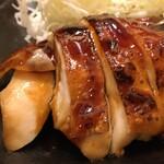 137194826 - 鶏テリヤキ定食