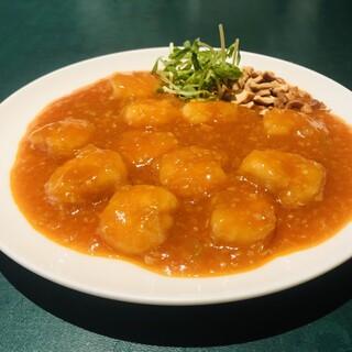 調味料から手作り◎バラエティ豊富な本格中華料理をご提供