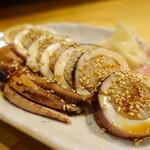 玉川 - 料理写真:いか寿司